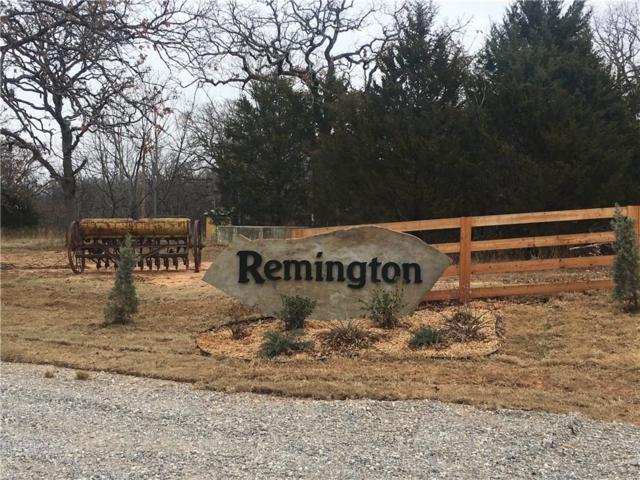 14451 Remington Drive, Newalla, OK 74857 (MLS #802873) :: Wyatt Poindexter Group