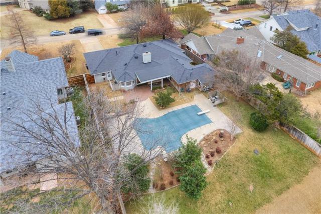 1320 Sherwood Lane, Oklahoma City, OK 73116 (MLS #802943) :: Wyatt Poindexter Group