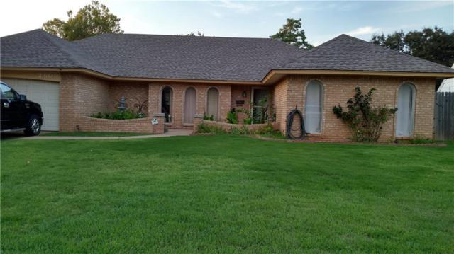2609 NW 118th Street, Oklahoma City, OK 73120 (MLS #802970) :: Wyatt Poindexter Group
