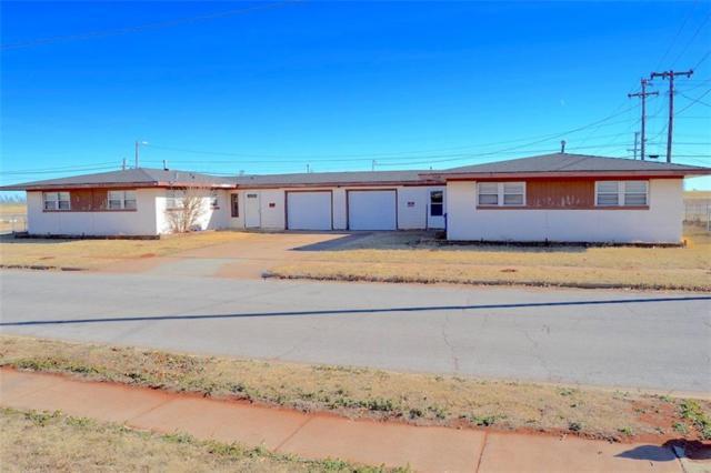 310 Sioux Trail A&B, Burns Flat, OK 73624 (MLS #802984) :: Wyatt Poindexter Group