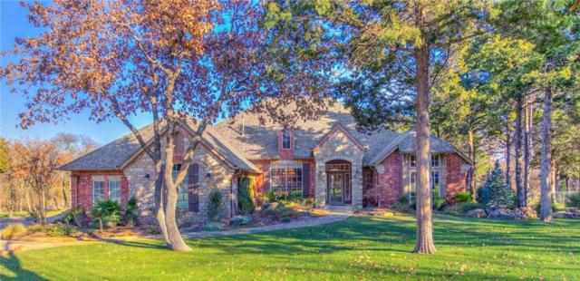 7450 Winterwood Drive, Edmond, OK 73025 (MLS #803001) :: Wyatt Poindexter Group