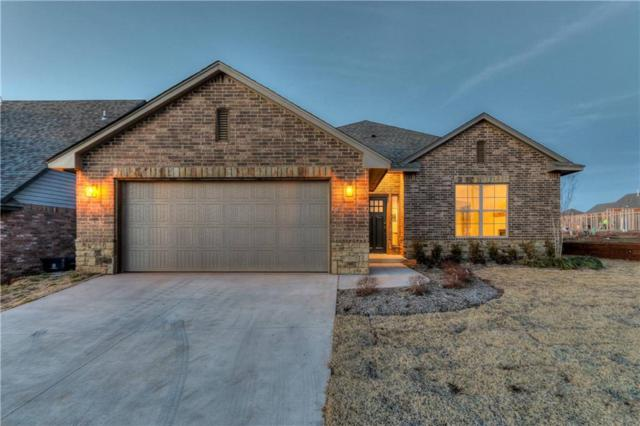 621 NW 179th Street, Edmond, OK 73012 (MLS #803010) :: Wyatt Poindexter Group