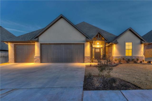 13504 Front Porch Drive, Piedmont, OK 73078 (MLS #803014) :: Wyatt Poindexter Group