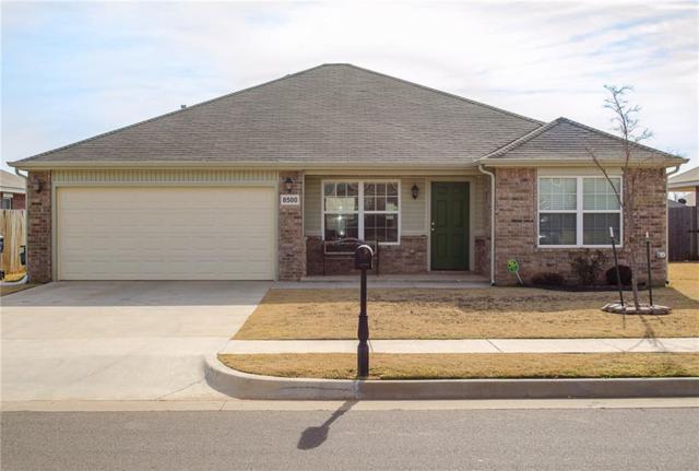 8500 SW 49th Circle, Oklahoma City, OK 73179 (MLS #803022) :: UB Home Team
