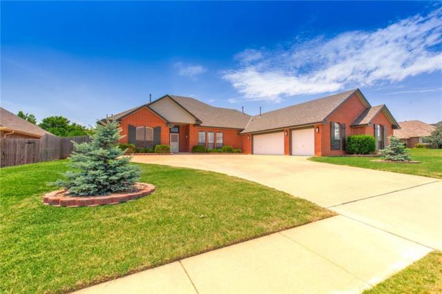 12825 Sutton Hill Road, Oklahoma City, OK 73142 (MLS #803065) :: Wyatt Poindexter Group
