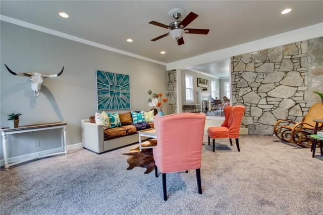 1237 SW Binkley Avenue, Oklahoma City, OK 73109 (MLS #803071) :: Wyatt Poindexter Group