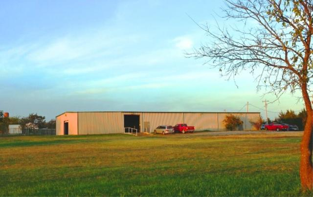 317 S Martin, Wanette, OK 74878 (MLS #803112) :: Erhardt Group at Keller Williams Mulinix OKC
