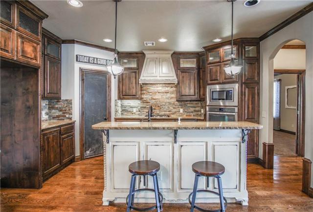 1505 134th Terrace, Oklahoma City, OK 73170 (MLS #803120) :: Wyatt Poindexter Group
