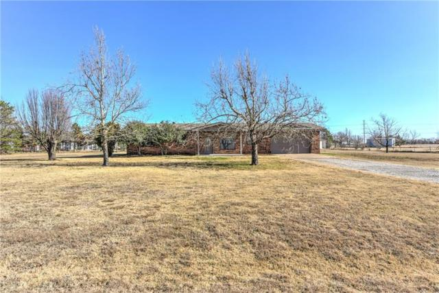 3600 Terrace Hills Nw, Piedmont, OK 73078 (MLS #803126) :: Wyatt Poindexter Group