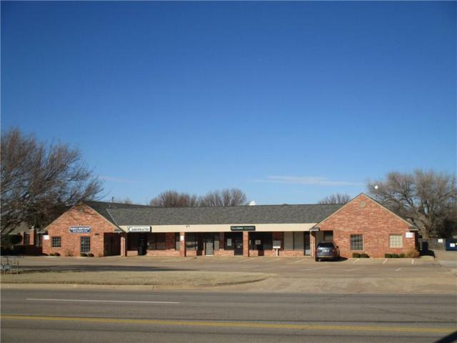 3201 E Memorial F, Edmond, OK 73013 (MLS #803151) :: Wyatt Poindexter Group
