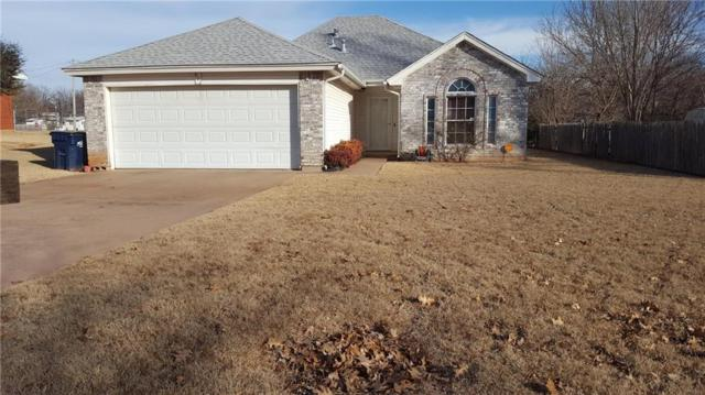 922 N 6th Street, Purcell, OK 73080 (MLS #803210) :: Wyatt Poindexter Group