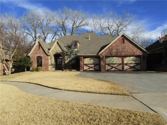 19412 Stone Cress Court, Edmond, OK 73012 (MLS #803213) :: Homestead & Co