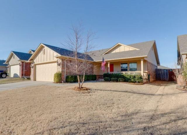 2712 Red Fish Road, Norman, OK 73069 (MLS #803222) :: Wyatt Poindexter Group