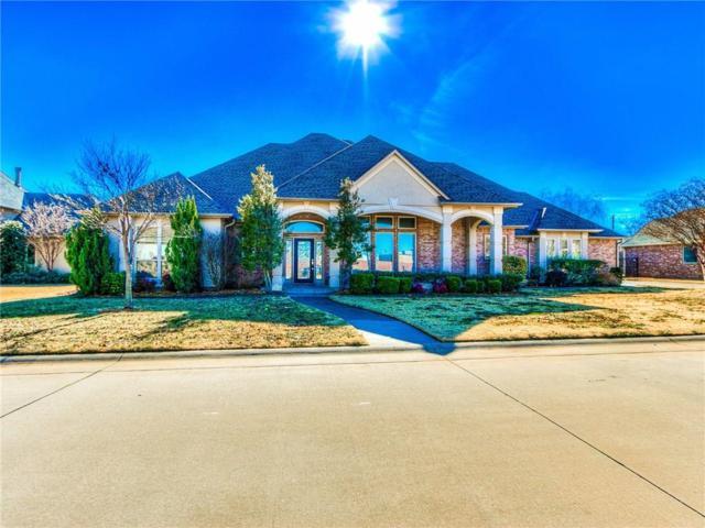 1516 S.W. 113th Pl., Oklahoma City, OK 73170 (MLS #803243) :: Wyatt Poindexter Group