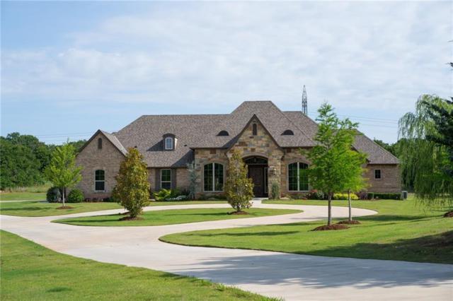 7301 Tangle Vine Drive, Edmond, OK 73034 (MLS #803266) :: Homestead & Co