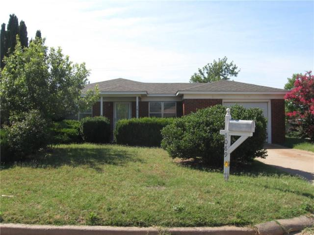 1089 Elk, Altus, OK 73521 (MLS #803276) :: Wyatt Poindexter Group