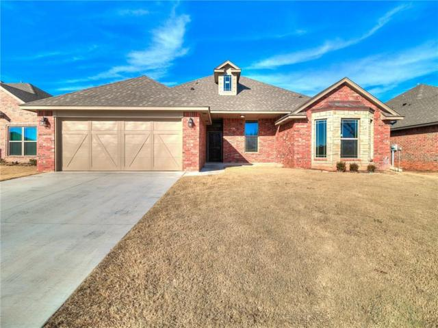 4733 Rosewood Court, Noble, OK 73068 (MLS #803333) :: Wyatt Poindexter Group