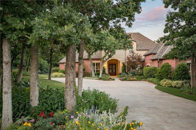 1400 Hidden Lake Drive, Edmond, OK 73034 (MLS #803393) :: UB Home Team