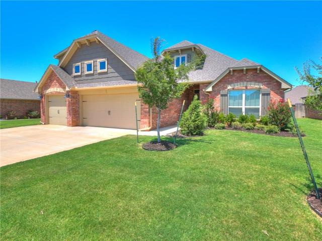 13517 Leighton, Oklahoma City, OK 73142 (MLS #803406) :: Wyatt Poindexter Group