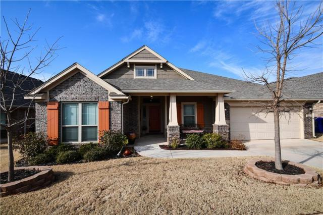 713 Havasu Drive, Norman, OK 73071 (MLS #803430) :: Wyatt Poindexter Group