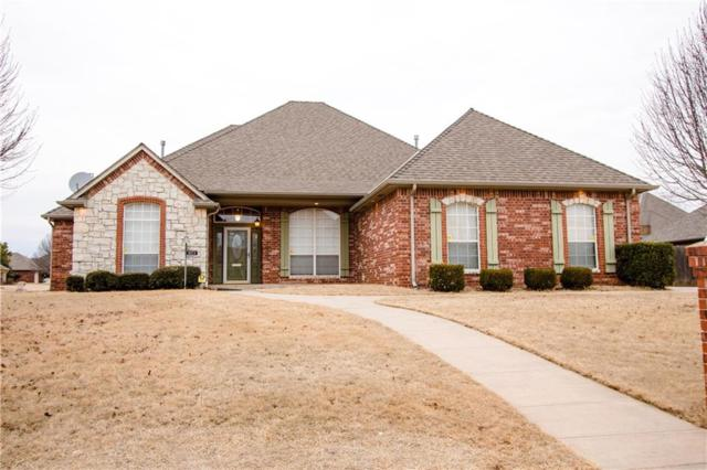 2413 SW 114th, Oklahoma City, OK 73170 (MLS #803442) :: Wyatt Poindexter Group