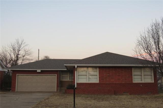 1307 Rickey Road, Shawnee, OK 74801 (MLS #803444) :: Wyatt Poindexter Group