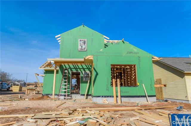1713 NE Euclid Street, Oklahoma City, OK 73117 (MLS #803450) :: Wyatt Poindexter Group