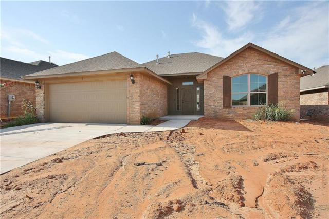 4017 Wind Haven Drive, Oklahoma City, OK 73179 (MLS #803484) :: Wyatt Poindexter Group