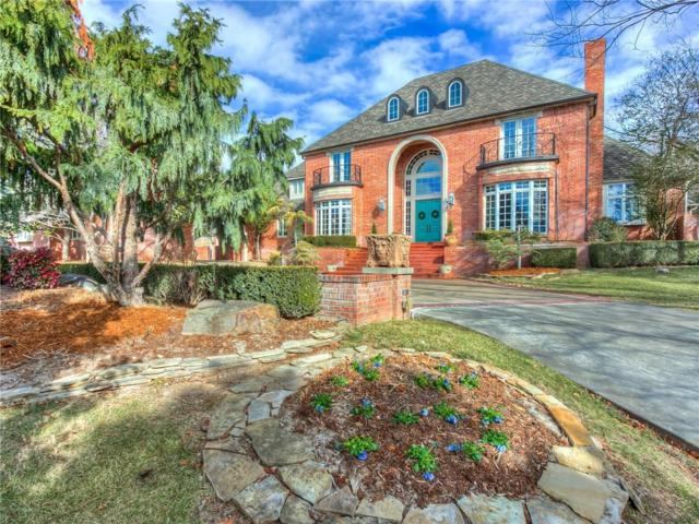 4005 Oakdale Farm Circle, Edmond, OK 73013 (MLS #803487) :: Wyatt Poindexter Group