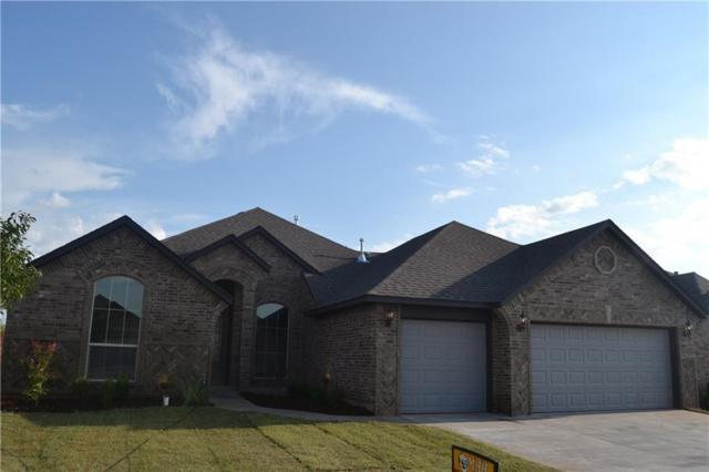 2521 SE 38th, Moore, OK 73160 (MLS #803494) :: Wyatt Poindexter Group