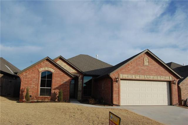 2509 SE 39th, Moore, OK 73160 (MLS #803497) :: Wyatt Poindexter Group