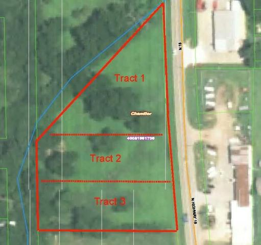 215 N Price Highway Tr 1, Chandler, OK 74834 (MLS #803515) :: Homestead & Co