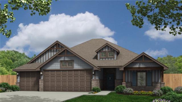 8313 NW 159th Street, Edmond, OK 73013 (MLS #803528) :: Homestead & Co