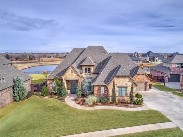 15504 Kestral Park Court, Edmond, OK 73013 (MLS #803539) :: Wyatt Poindexter Group