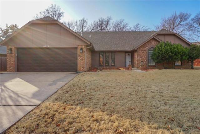 11813 Sorrento Lane, Oklahoma City, OK 73170 (MLS #803564) :: Wyatt Poindexter Group