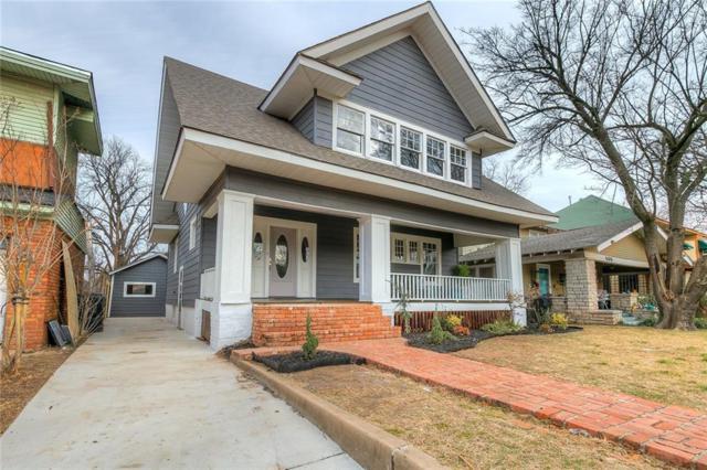 615 NW 18th Street, Oklahoma City, OK 73103 (MLS #803568) :: Wyatt Poindexter Group