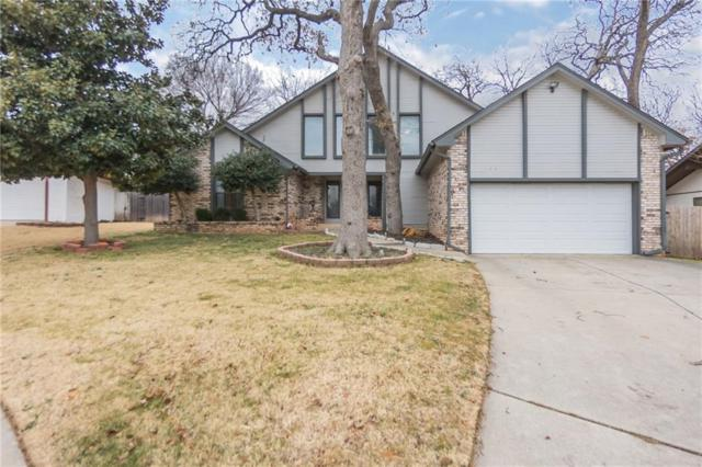 1209 Devonshire Court, Edmond, OK 73034 (MLS #803607) :: UB Home Team