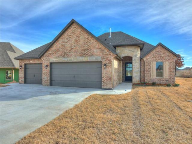 12600 Shady Hollow, Choctaw, OK 73020 (MLS #803618) :: Wyatt Poindexter Group