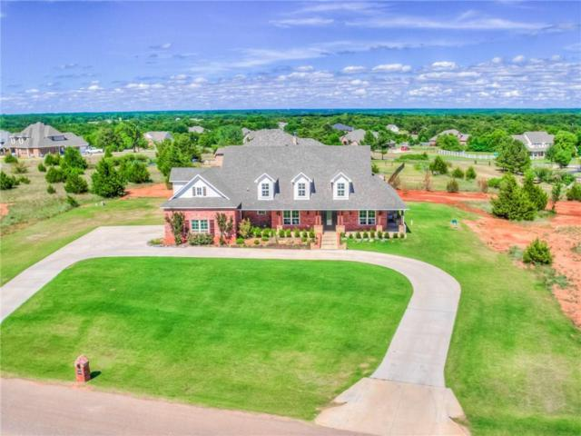 2005 Quail Creek Drive, Norman, OK 73026 (MLS #803621) :: Homestead & Co