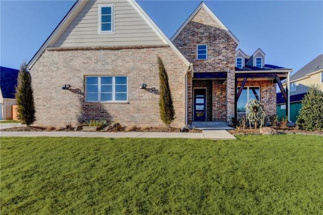 4609 Green Country Road, Edmond, OK 73034 (MLS #803651) :: Homestead & Co