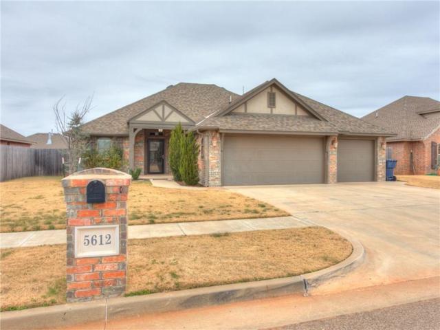 5612 Starling Road, Oklahoma City, OK 73179 (MLS #803673) :: Wyatt Poindexter Group