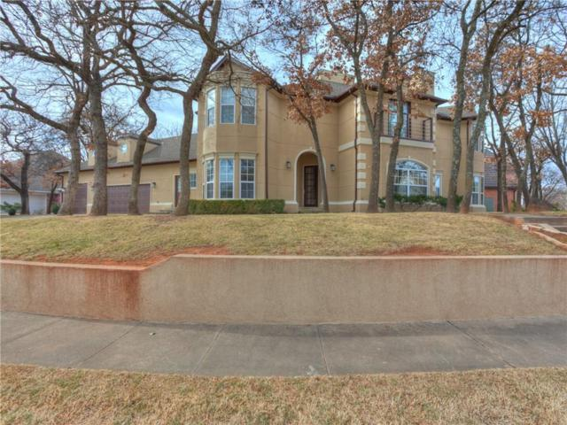 1801 Rising Star Lane, Edmond, OK 73034 (MLS #803685) :: Wyatt Poindexter Group