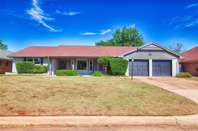 2321 112th Terrace, Oklahoma City, OK 73120 (MLS #803686) :: Wyatt Poindexter Group
