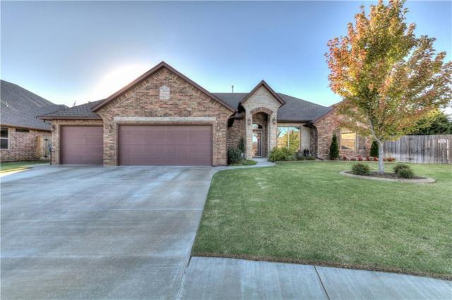 13601 Rachel Court, Oklahoma City, OK 73170 (MLS #803695) :: Wyatt Poindexter Group