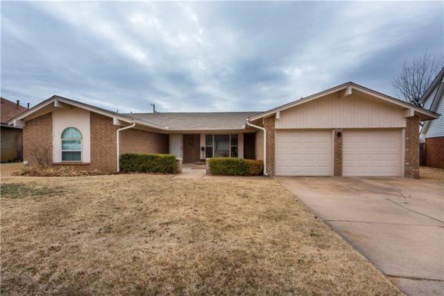 5924 NW 72nd Place, Warr Acres, OK 73132 (MLS #803717) :: Wyatt Poindexter Group