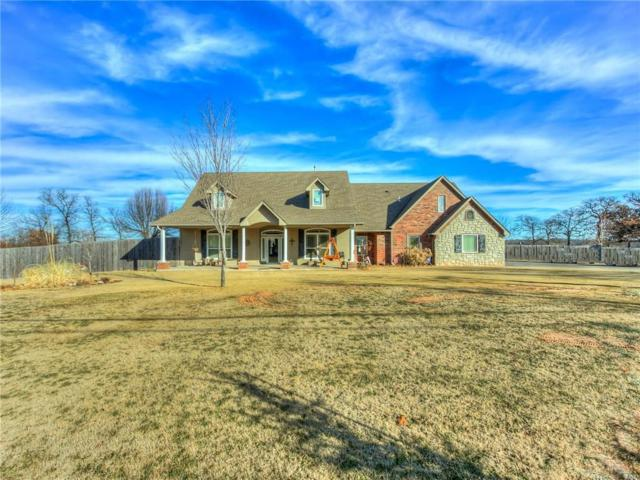 726 N Choctaw, Choctaw, OK 73020 (MLS #803744) :: Homestead & Co