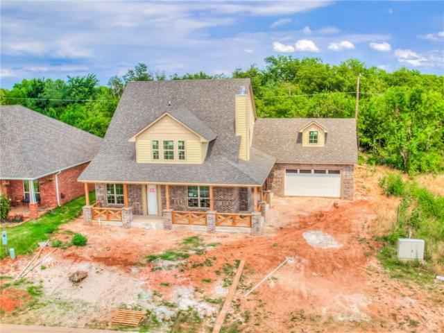 841 Siena Springs Drive, Norman, OK 73071 (MLS #803748) :: Wyatt Poindexter Group
