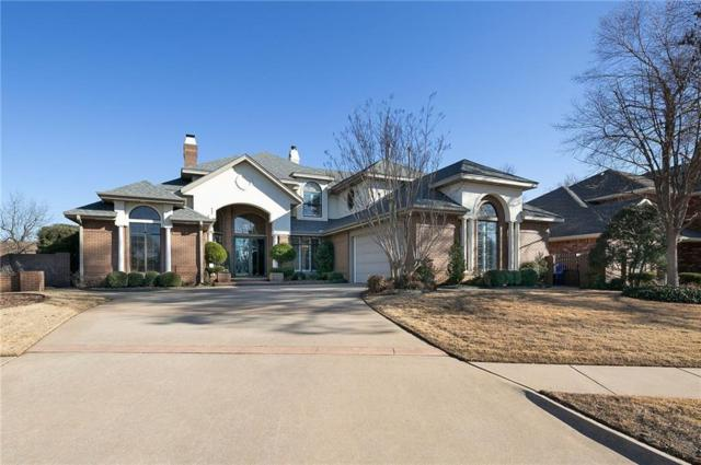 1233 Mountain Brook Drive, Norman, OK 73072 (MLS #803769) :: Keller Williams Mulinix OKC