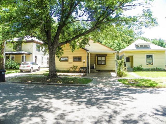 617 N Louisa, Shawnee, OK 74801 (MLS #803782) :: Wyatt Poindexter Group