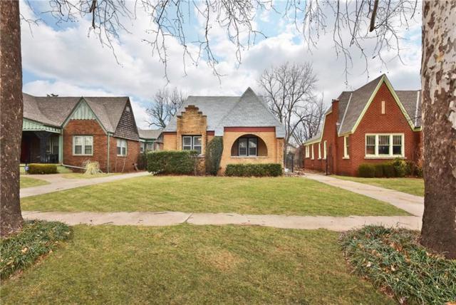2641 NW 14 Street, Oklahoma City, OK 73107 (MLS #803823) :: Wyatt Poindexter Group